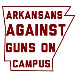 ArkansansAgainstGunsOnCampus Logo