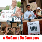Campaign Keep Guns of Campus Montage-revised
