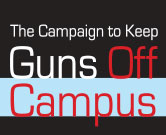 Keep Guns Off Campus Logo