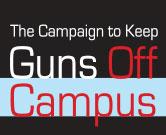 Keep Guns Off Campus Logo