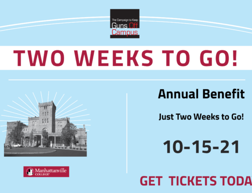 Just Two Weeks to Go to the Benefit! – The Allies In The Arts Have A Message For You